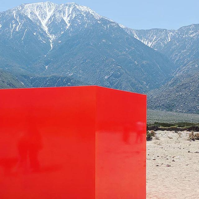 Hot Box #hotandcold #desertX2019