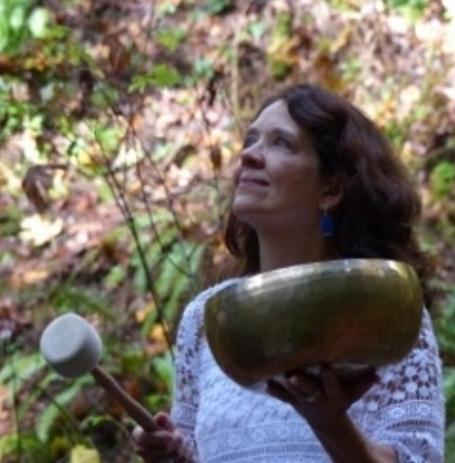 Gail KronberG   Himalayan Chakra Singing Bowl Sound Healer & Reiki Master