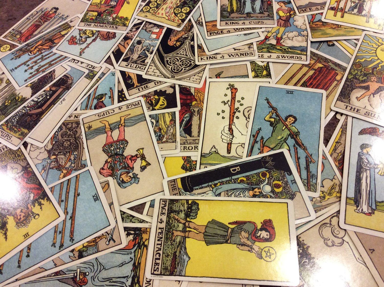 Tarot Card Salon FREE — Inner Alchemy