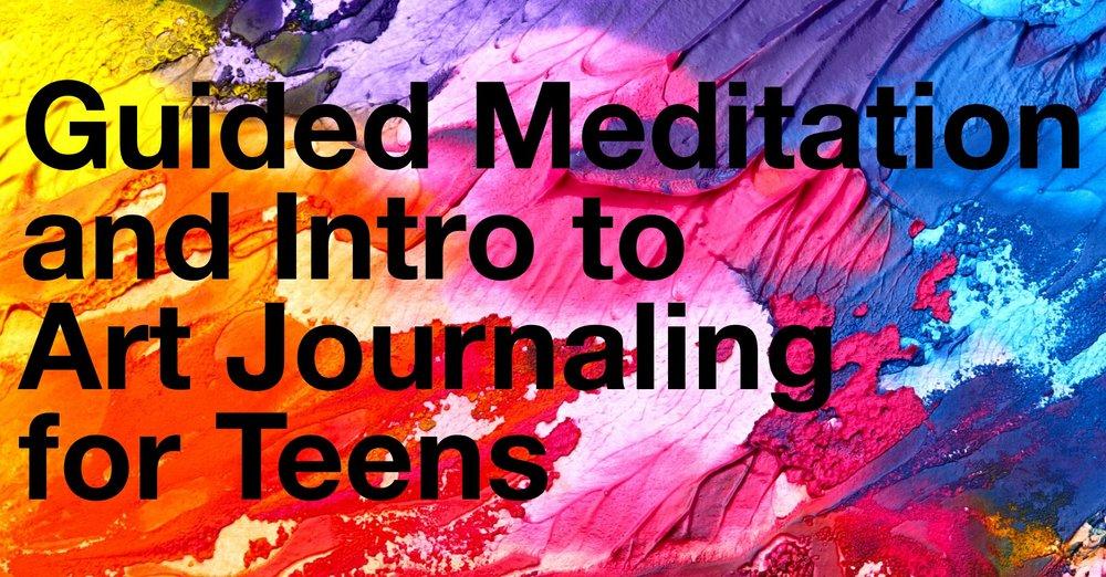 Art journaling teen November.jpg