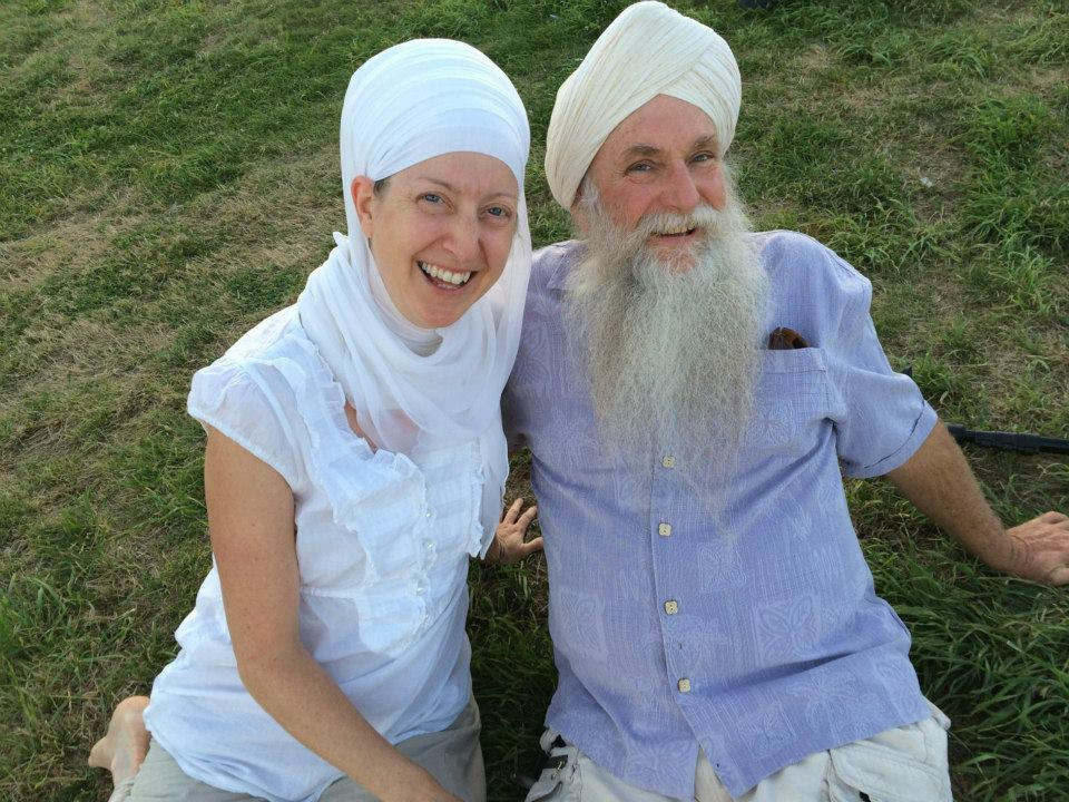 Harsimrit Kaur Khalsa and Hari Har Singh