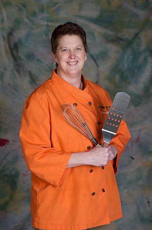 Chef Karen Binkhorst