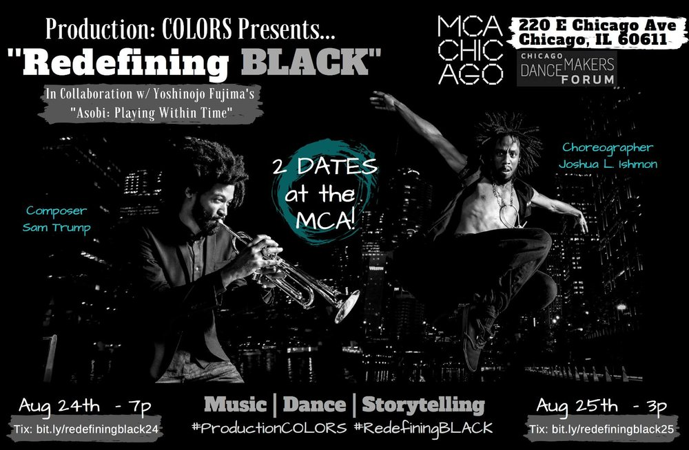 ReDefining Black Official Image!