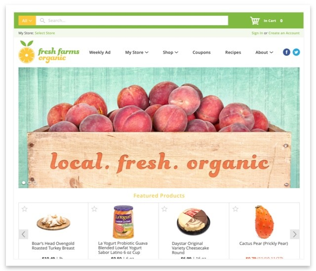 Fresh Farms Organic