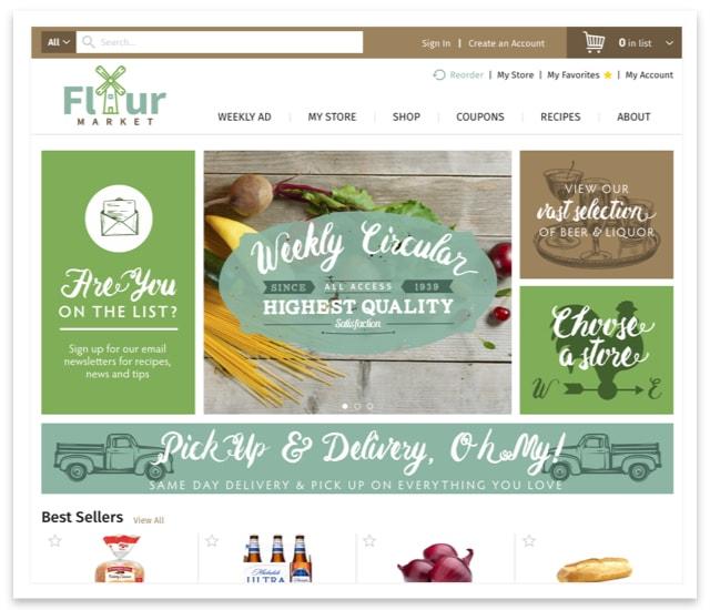 Flour Market