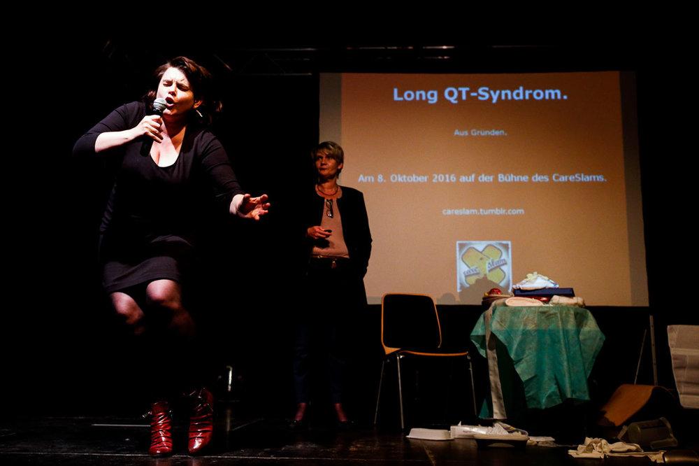 Fünfter CareSlam von Pflegekräften in Berlin