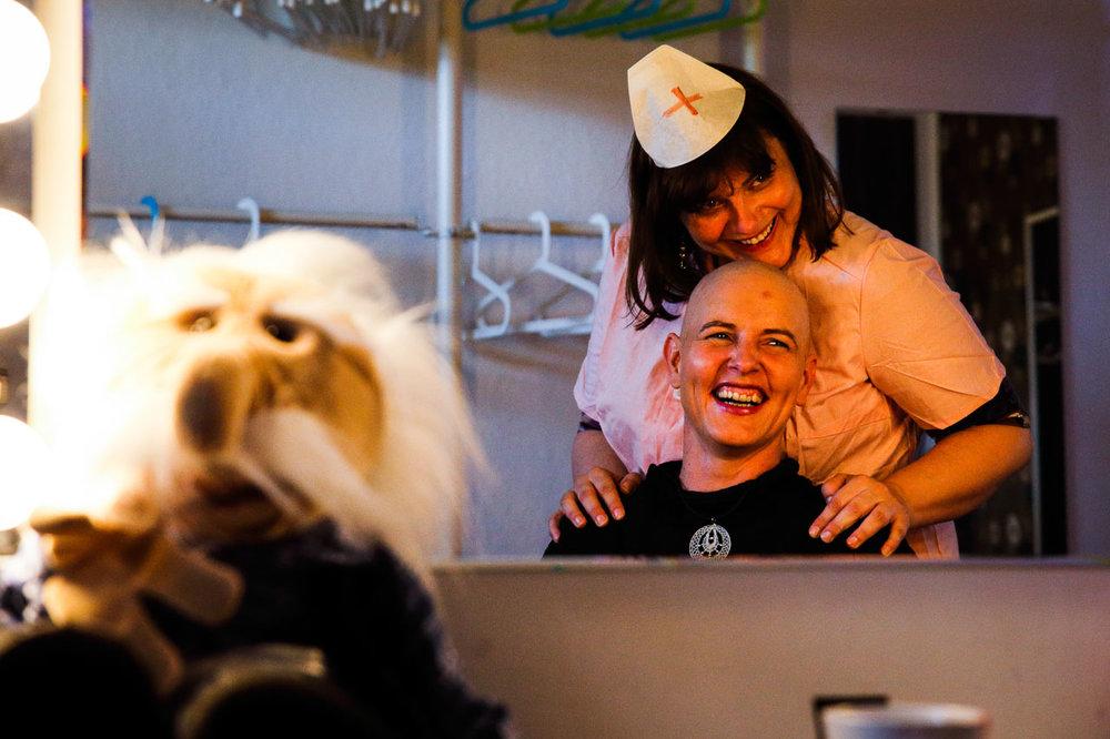 Vierter CareSlam von Pflegekräften in Berlin