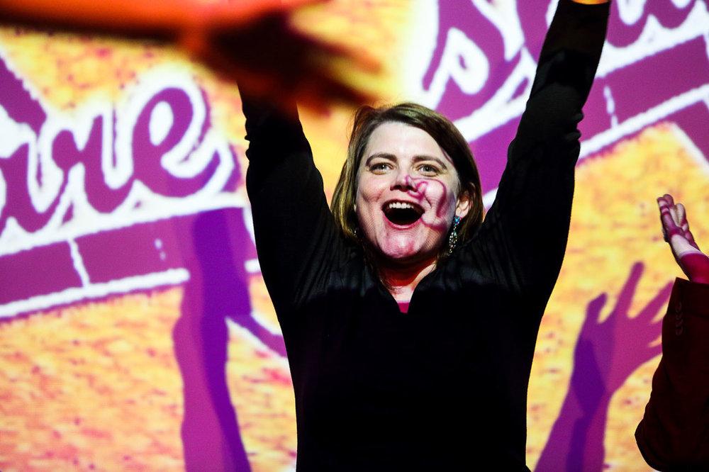 CareSlam Begründerin Yvonne Falckner