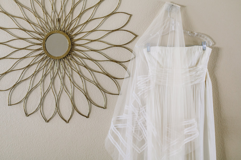 Vintage Bride Wedding Dress detail