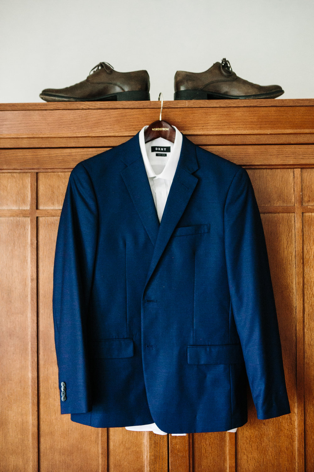 Groom Suit and Details