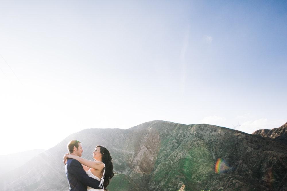 Romantic Wedding Portrait at Reptacular Ranch