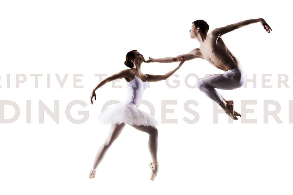 Ballet Presentation<strong>Graphic Design</strong>
