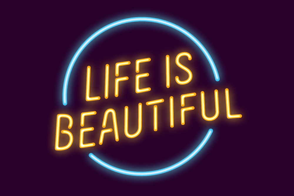 Life is Beautiful<strong>Event Production + Programming</strong>