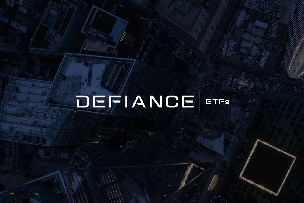 Defiance ETFs<strong>Brand Development</strong>
