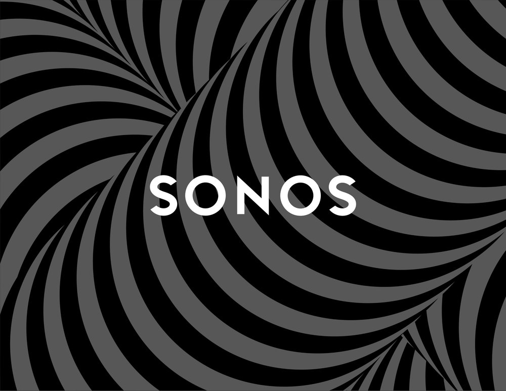 Sonos<strong>Event Production + Programming</strong>