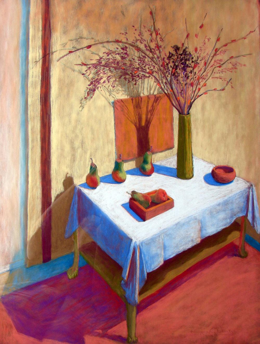 PEAR TABLE