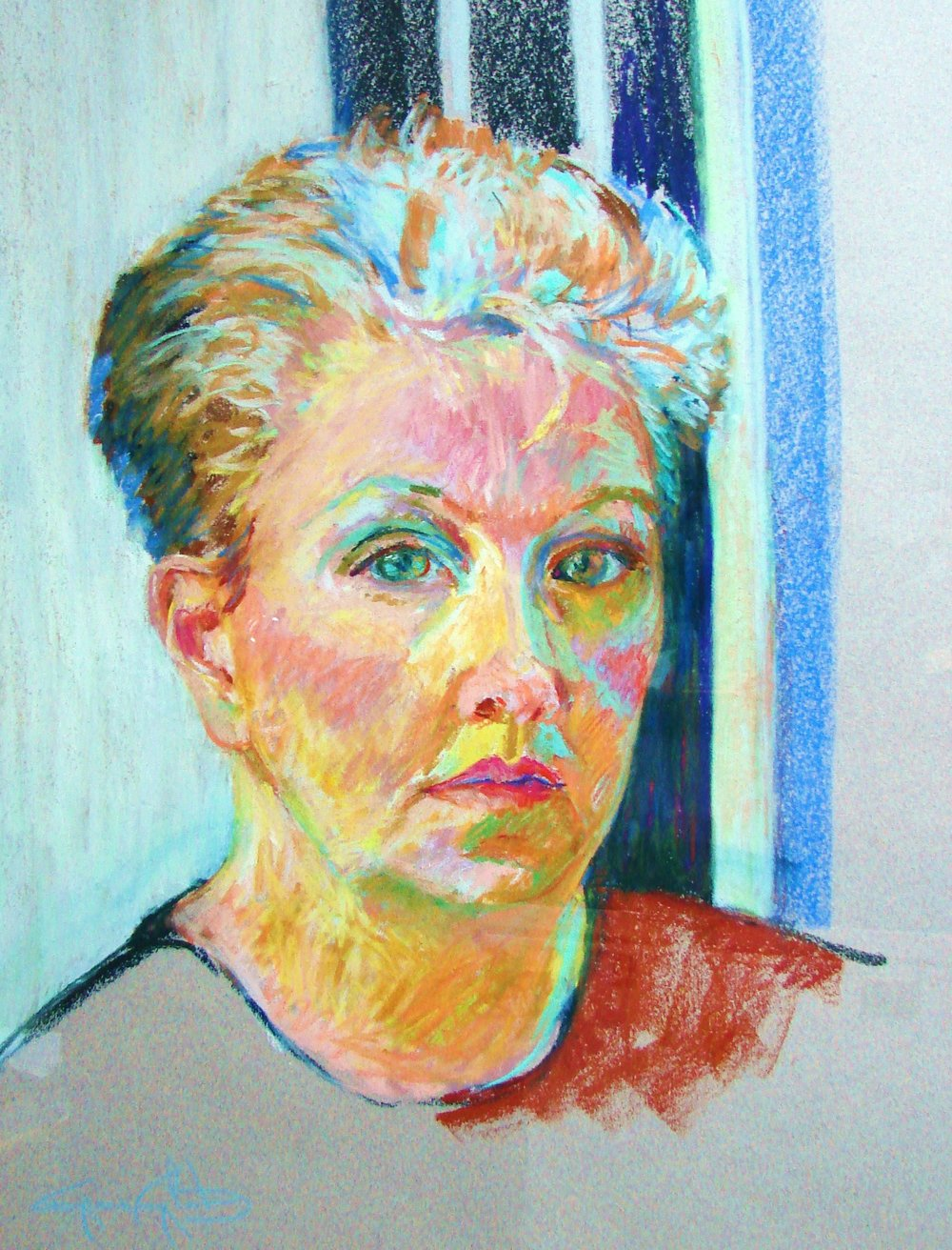 Self Portrait  Pastel 199.JPG