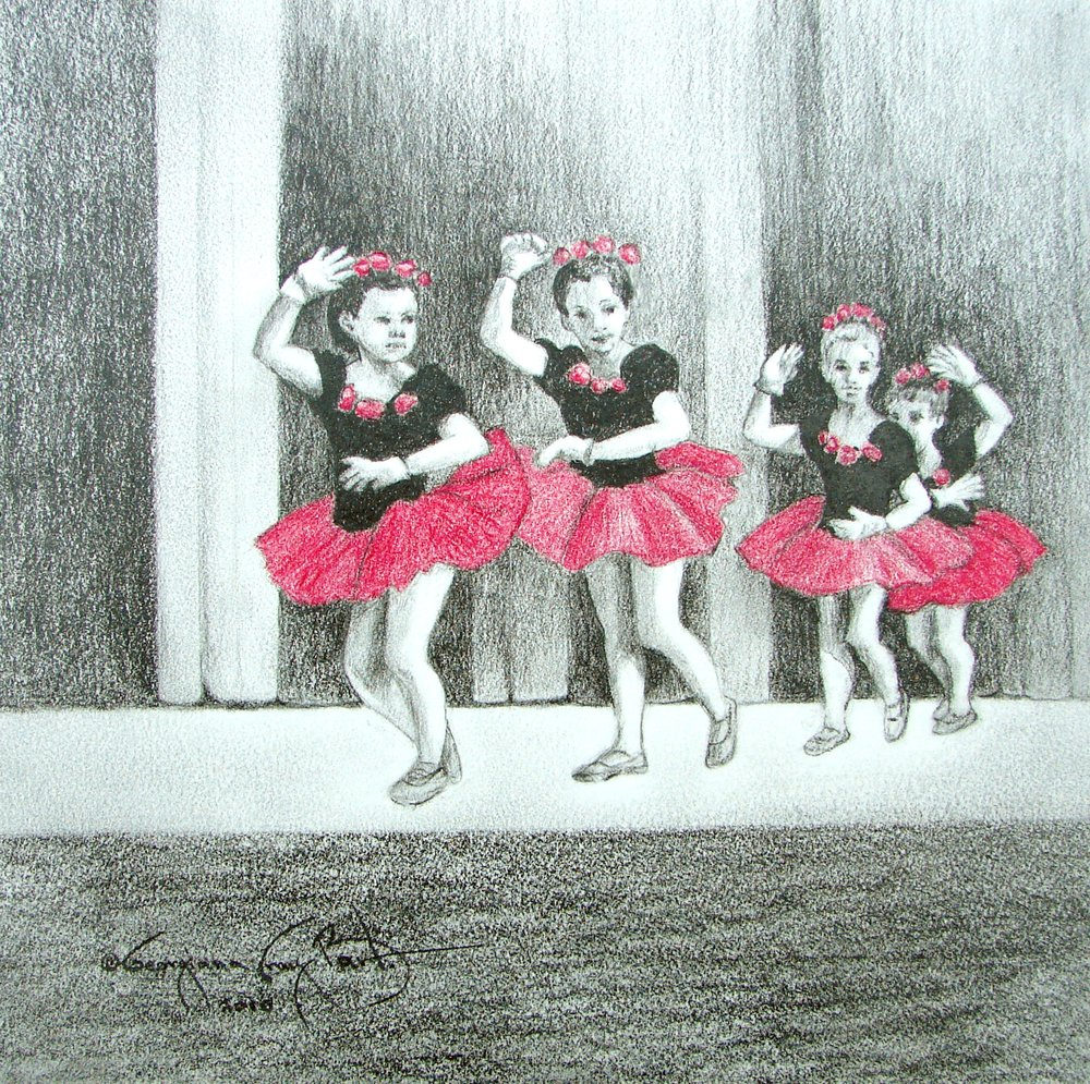 Little Dancers #6.JPG