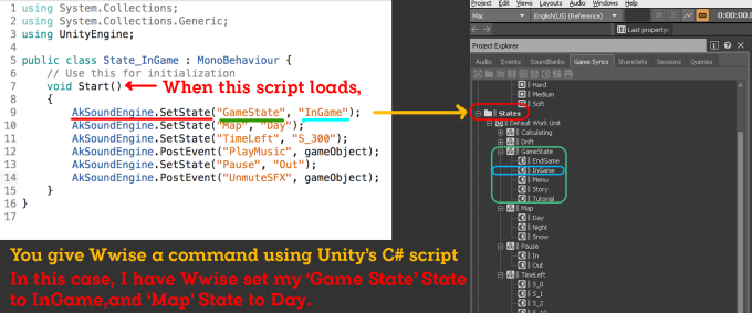 Wwise to Unity Integration Cheat Sheet — DANIEL KIM - GAME