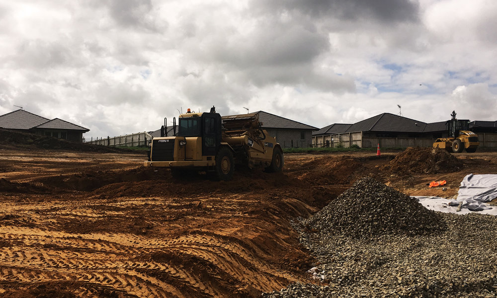 Fletcher Lane Subdivision Project