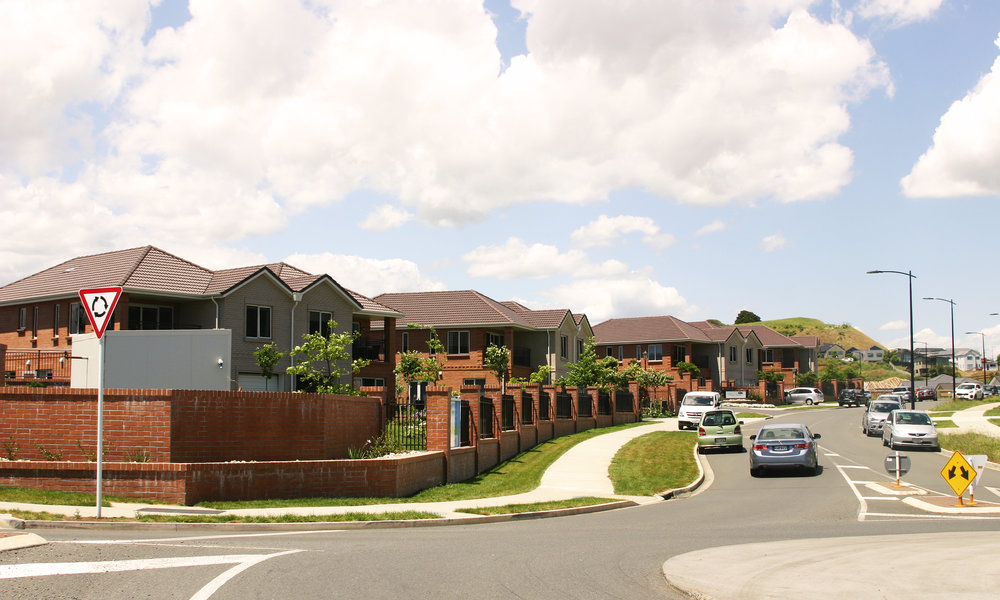Completed infrastructure & civil work at Ryman Healthcare Village
