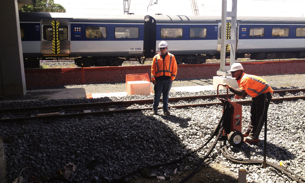 Manukau Train Depot EMU Infrastructure & Civil Project