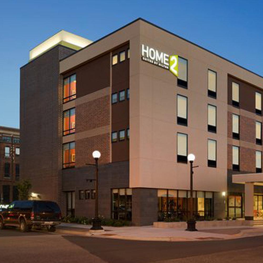 Home2 Suitesby Hilton -