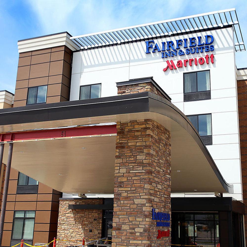Fairfield Inn & Suites La Crosse - Downtown -