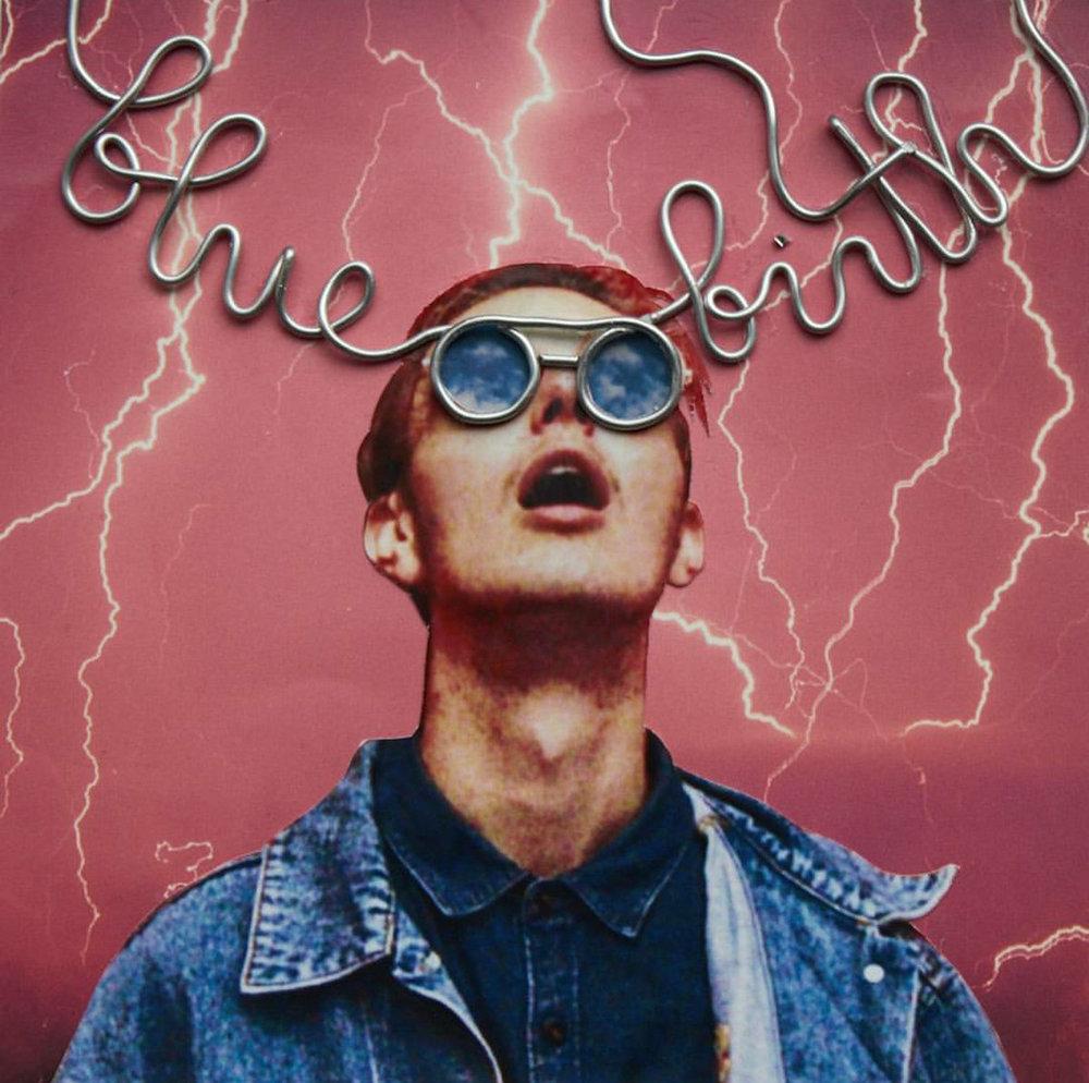 Wes Grey - Blue Birth Album Cover