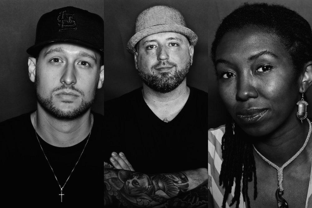 Mathias and The Pirates - hip-hop/funk