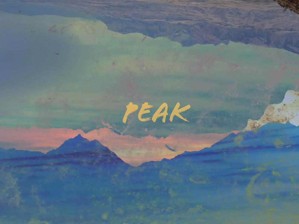 Owen Ragland - Peak Album Art