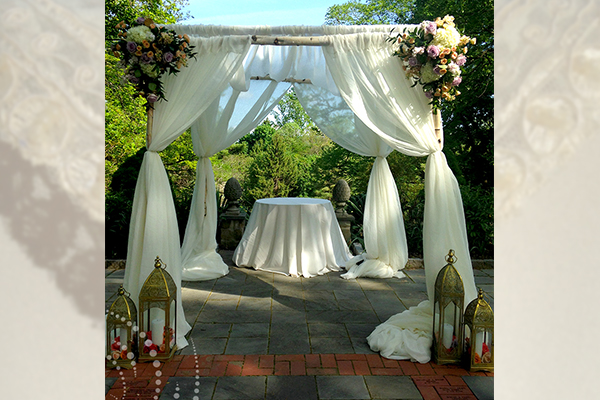 Wedding at GramercyMansion -