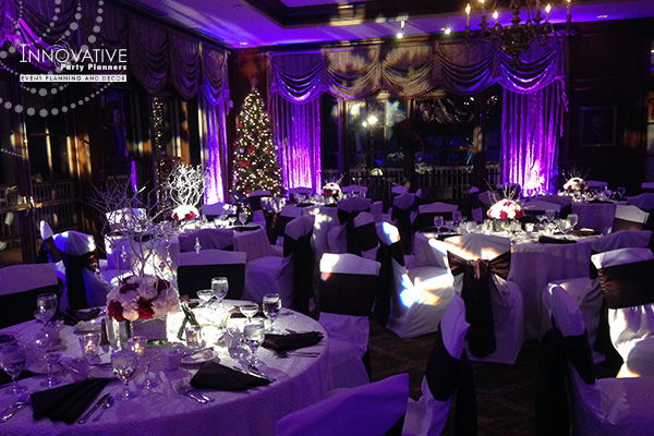 Winter Wonderland Wedding at Rolling Road Golf Club - Yahaira and Joshua