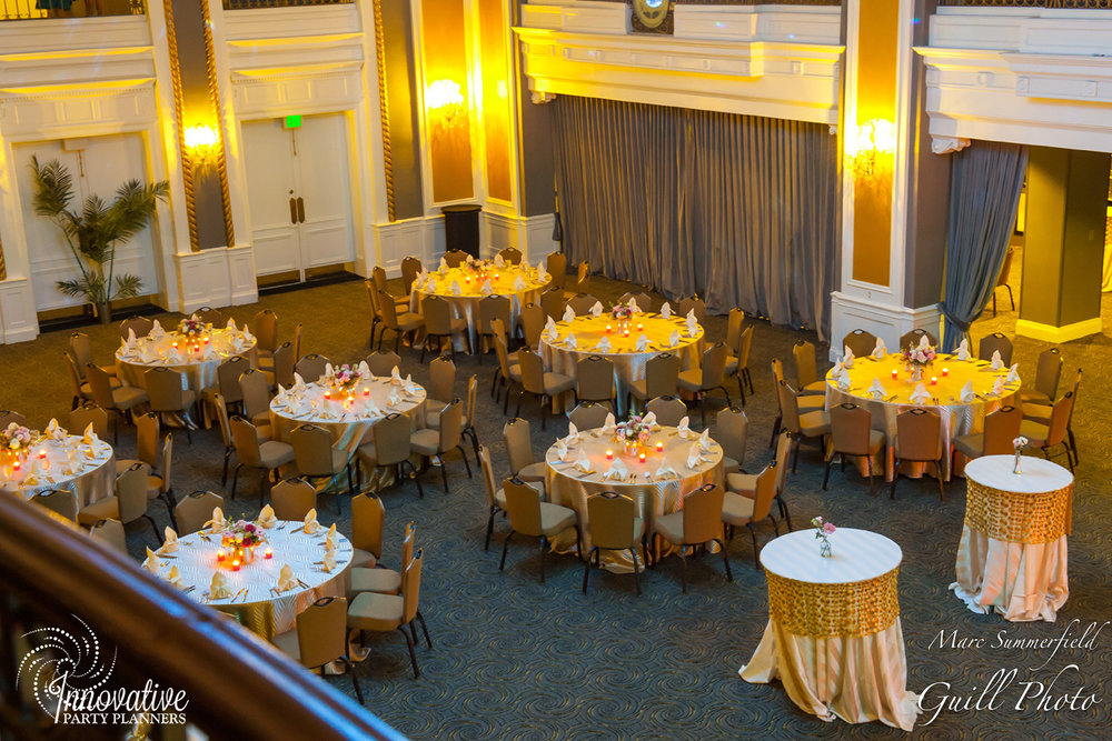 Club Chloe | Adult Tables | Bat Mitzvah club theme decor by Innovative Party Planners at Lord Baltimore Hotel