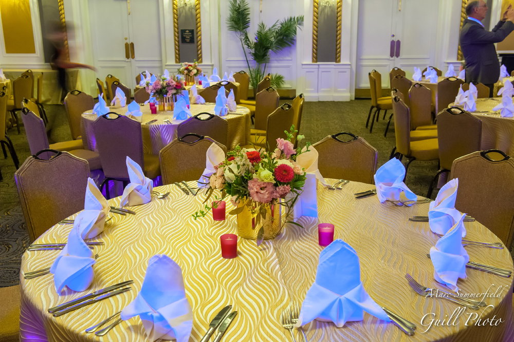Club Chloe | Adult Table | Bat Mitzvah club theme decor by Innovative Party Planners at Lord Baltimore Hotel
