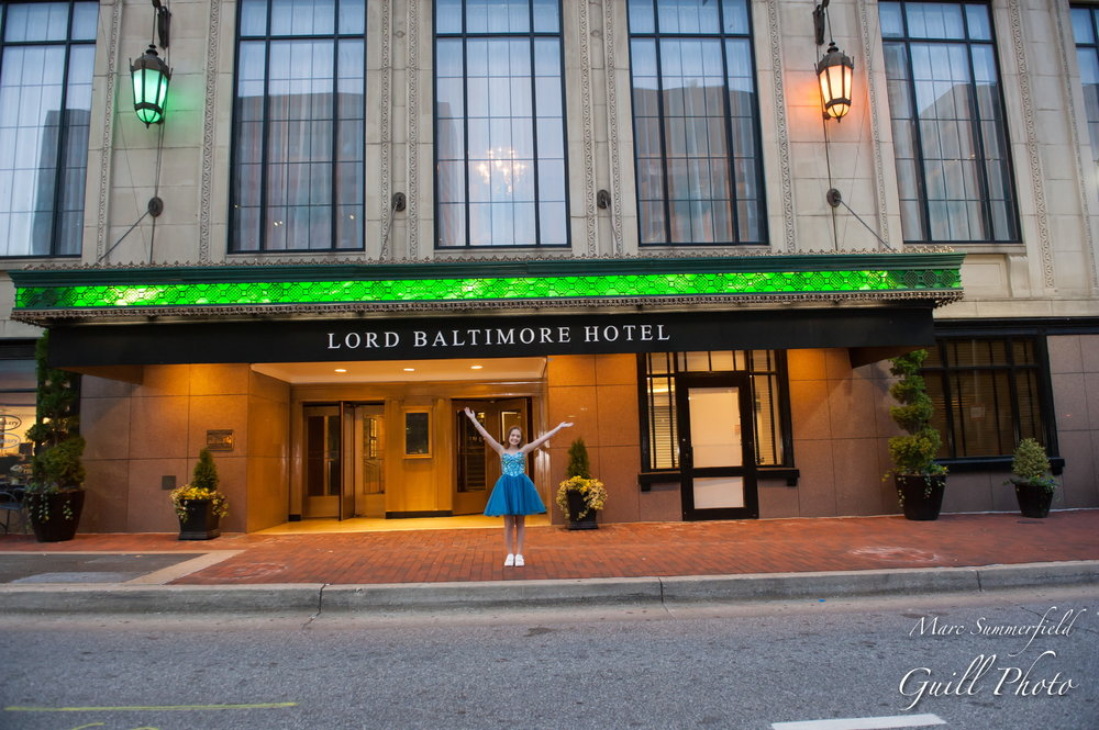 Club Chloe| Bat Mitzvah club theme decor by Innovative Party Planners at Lord Baltimore Hotel