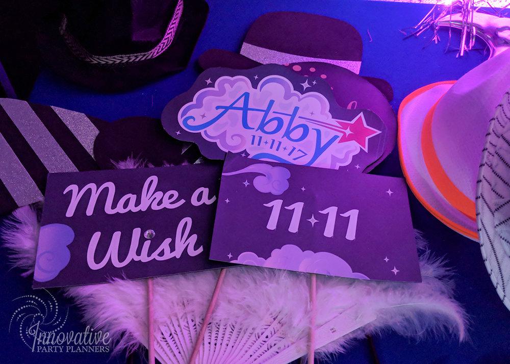 Abby's Starry Night