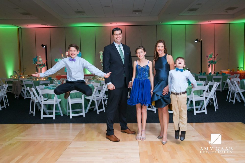Kates Sweet Shoppe |Bat Mitzvah candy theme decor by Innovative Party Planners at Temple Beth Ami