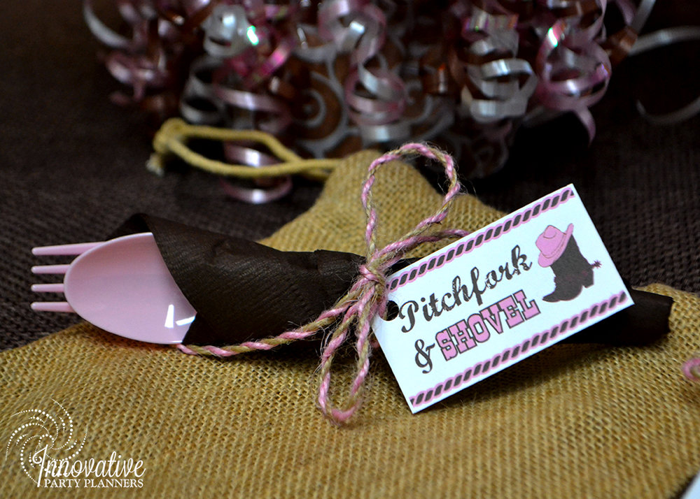 Children's Birthday | Cowgirl Theme | Decor by Innovative Party Planners