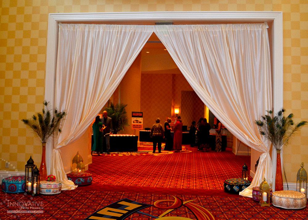 RAM Moroccan Gala at Marriott Inner Harbor -