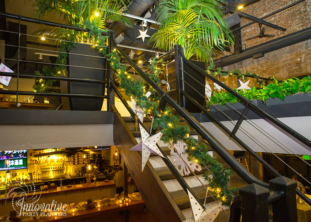 Corporate Holiday Party at Boathouse Canton -