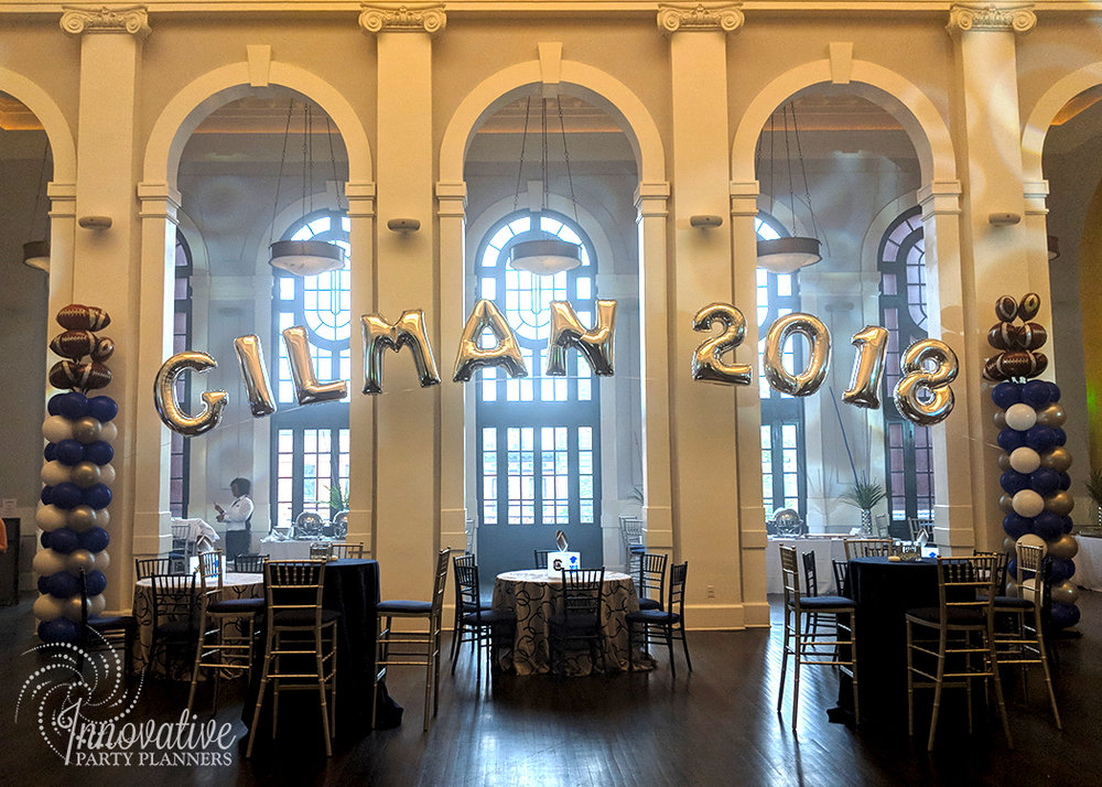 Graduation Party at the Sagamore Pendry Baltimore -