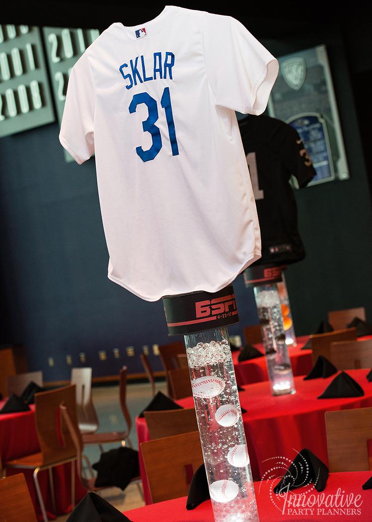 Baseball Jersey Centerpiece_M&T Bank Stadium_Bar Mitzvah_2.jpg