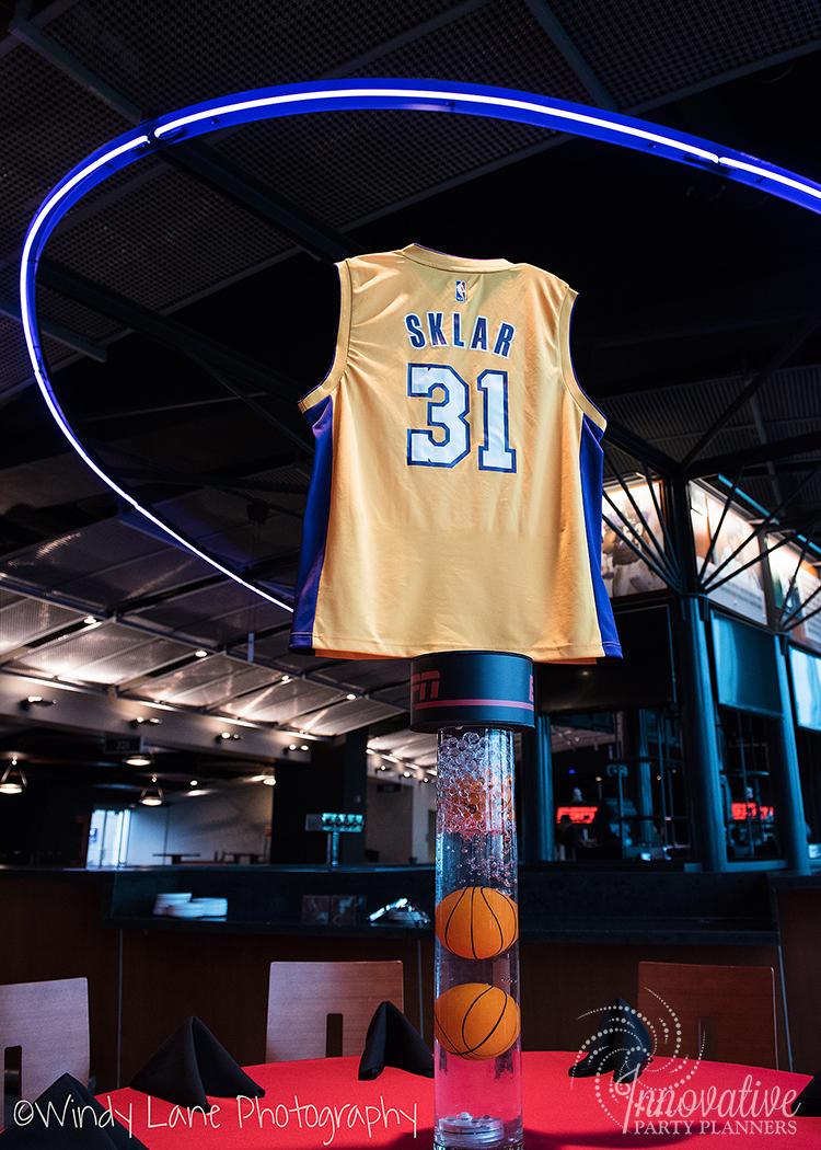 Basketball Jersey Centerpiece_M&T Bank Stadium_Bar Mitzvah_1.jpg