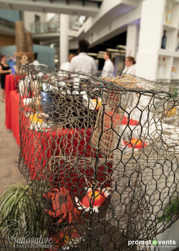 Crab Pots_Inner Harbor_SYTA Opening Reception_Visit Baltimore_8-24-18.jpg
