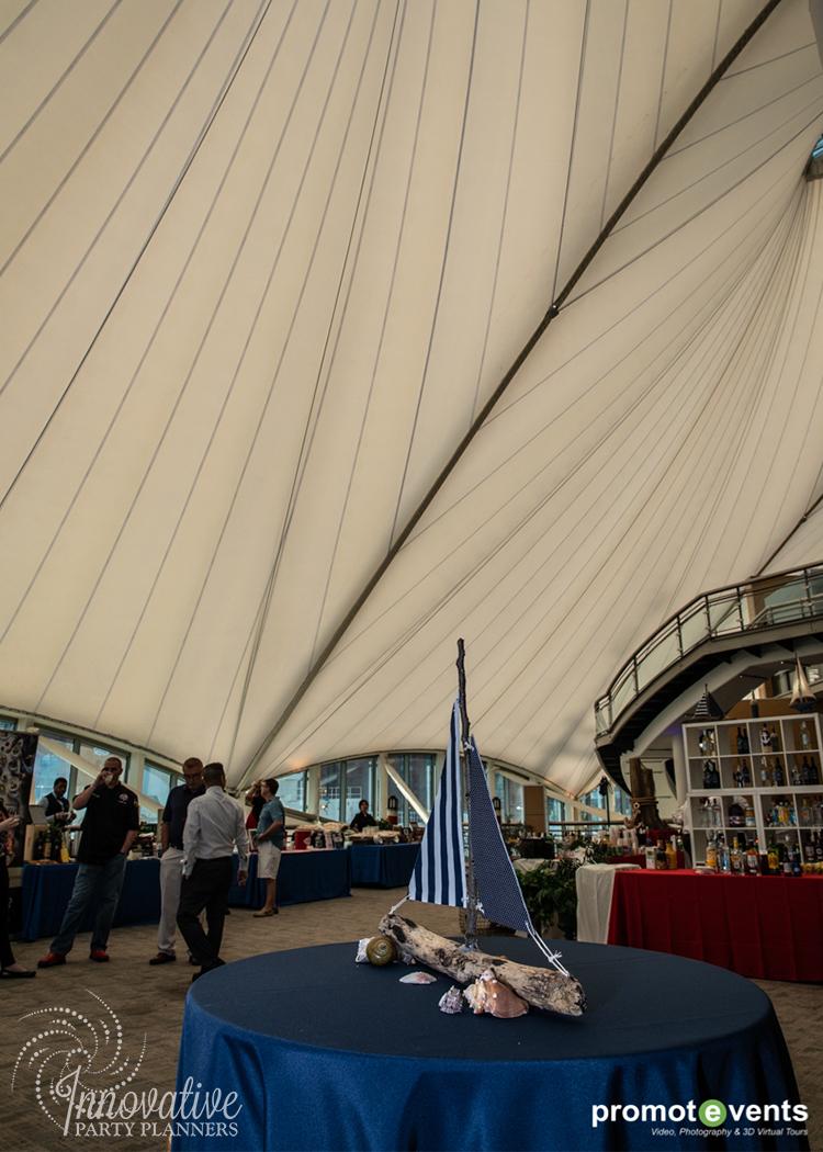Sailboat Centerpiece_Inner Harbor_SYTA Opening Reception_Visit Baltimore_8-24-18.jpg