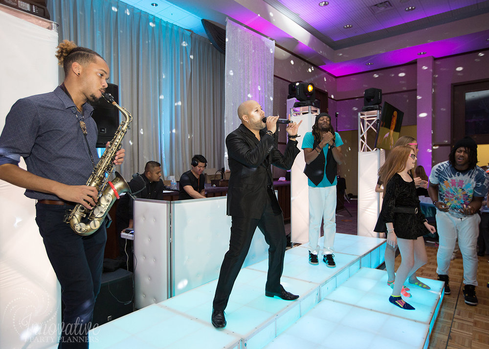 Abby's Starry Night | Featuring Limelight Entertainment and Innovative Party Planners