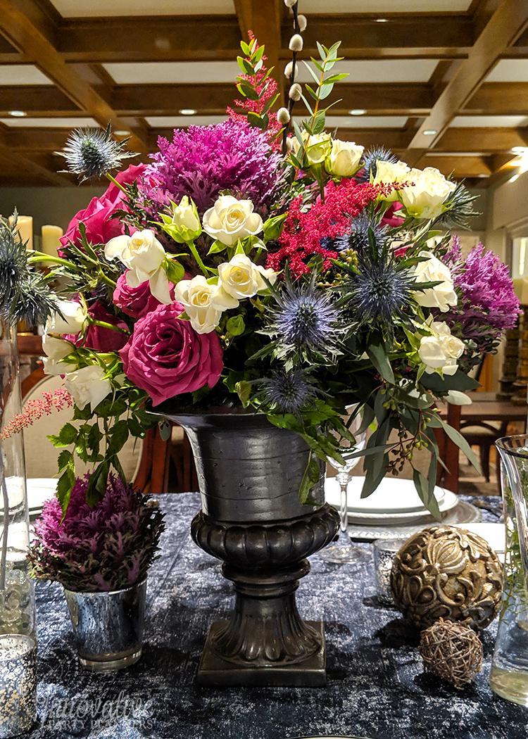 Thanksgiving 2018_Main Dining Flowers in Urn_1.jpg