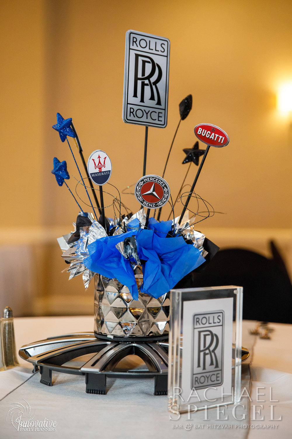 Older Teen Centerpiece_2_Luxury Cars_Berlin_Annapolis_by Innovative Party Planners.jpg