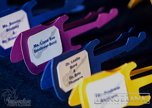 Aydins Bar Mitzvah_Music Theme_Innovative Party Planners_05_Guitar Place Cards_b.jpg